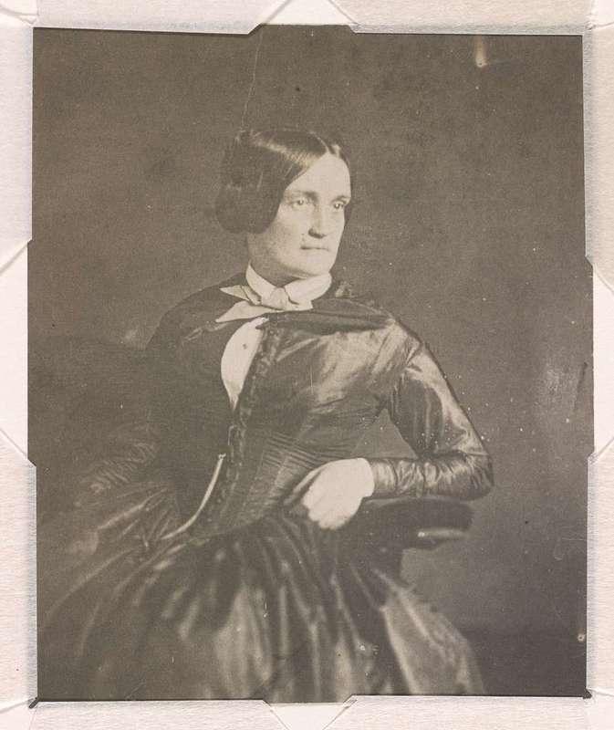 Portrait of Charlotte Cushman