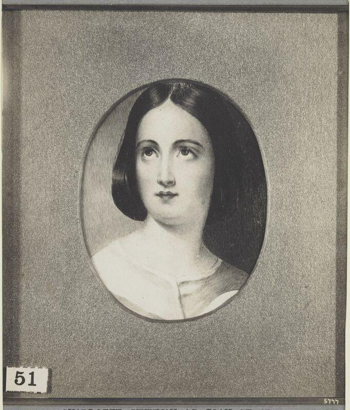 Charlotte Cushman as Joan of Arc