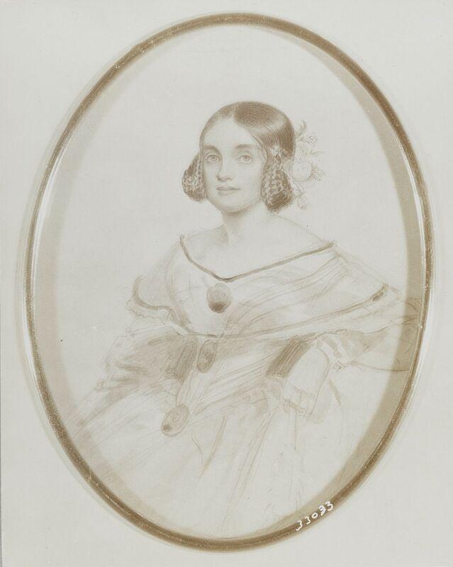 Young Charlotte Cushman